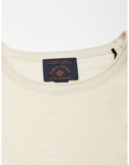 Gisa Shirt Bone White