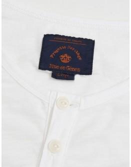 Gozo Langarmshirt Weiß