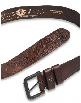 Gürtel Piceno Leather Belt brown