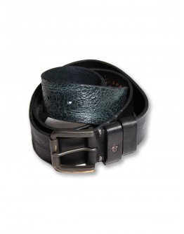 Gürtel Piceno Leather Belt black