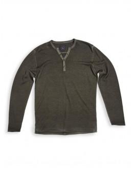 Pullover Laurenzi Grandad Knit