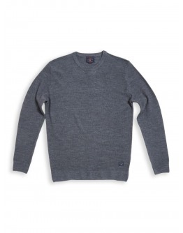 Pullover Tondo Nuovo Knit Steal Grey