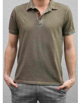 Poloshirt Ricky olive