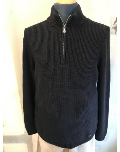Pullover Cimoris mit Reissverschluss