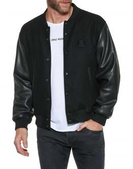 College Jacke Leder Brian