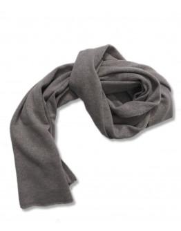 Schal, Kaschmir, grau