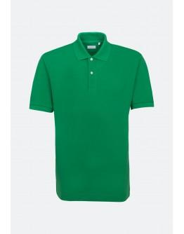 Poloshirt grün