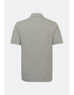 Poloshirt hellgrau